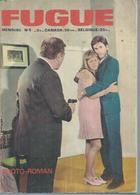 FUGUE  N° 8  - DE POCHE  1970 - Erotismo (Adulti)
