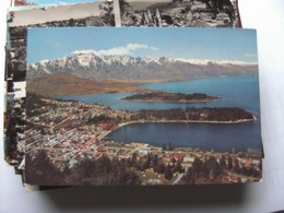Nieuw Zeeland New Zealand Queenstown Lake Wakatipu - Nieuw-Zeeland