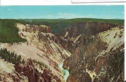 Etats-Unis >  YELLOWSTONE GRAND CANYON 1966 - Etats-Unis