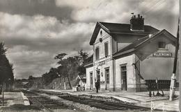 -Villecresnes--la Gare - Villecresnes