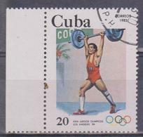 Cuba - Sollevamento Pesi - Pesistica