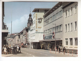 Ps- ALLEMAGNE - PIRMASENS - Pfalz - Schlossstrasse Mit Hans Sachs Hof - Pirmasens