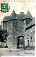 N°61567 -cpa Marigny -manoir Du Mesnil Amey -porte Centrale- - Autres Communes