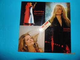 DALIDA OLYMPIA 1971 OLYMPIA 1974 ALBUM DOUBLE DISQUE 33 TOURS ENREGISTRE EN PUBLIC LE SOIR DE LA PREMIERE - Disco & Pop