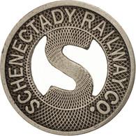 États-Unis, Schenectady Railway Company, Jeton - Professionals/Firms