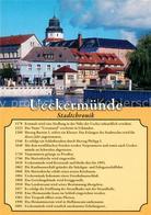 73217794 Ueckermuende_Mecklenburg_Vorpommern Stadtansicht Ueckermuende_Mecklenbu - Allemagne