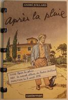 RARE. ANDRÉ JUILLARD. Dossier De Presse Album APRÈS LA PLUIE, Casterman, 1998. - Livres, BD, Revues