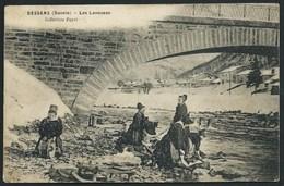 73  BESSANS ( SAVOIE )   ANIMEE...LES LAVEUSES ...C2661 - France