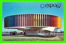EXPOSITIONS - EXPO67, MONTRÉAL - LE KALEIDOSCOPE  - No EX216 - ANIMÉE - - Expositions