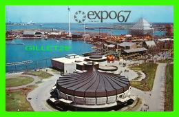 EXPOSITIONS - EXPO67, MONTRÉAL - LE PAVILLON ALCAN - No EX227 - ANIMÉE - - Expositions