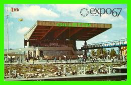EXPOSITIONS - EXPO67, MONTRÉAL - PROVINCES DE L'ATLANTIQUE - No EX272 - ANIMÉE - - Expositions