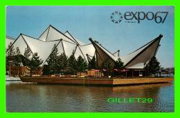 EXPOSITIONS - EXPO67, MONTRÉAL - LE PAVILLON DE L'ONTARIO -  No EX264  - - Expositions