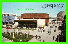 EXPOSITIONS - EXPO67, MONTRÉAL - DANS LE PAVILLON DE L'ASSOCIATION DU TELEPHONE DU CANADA -  No EX265  - - Expositions