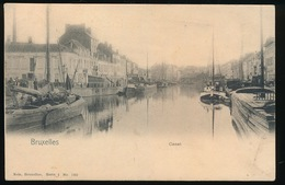 BRUXELLES  CANAL - Maritime