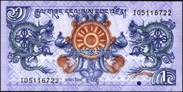 Banknote UNC  1  Ngultrum  2006  From Bhutan - Bhutan