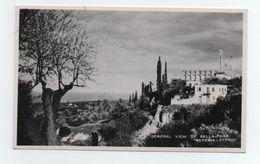 CARTE POSTALE PHOTO KYRENIA ..CHYPRE..GENERAL VIEW OF BELLA-PAISE......C01 - Chypre