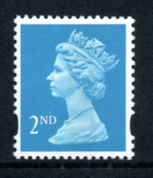GREAT BRITAIN 2002 Machin Definitive 2nd Class: Single Stamp UM/MNH - Nuovi