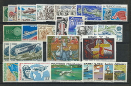 France  , Nice Mint Lot On 1 Big Stock-card   (as Per Scan ) MNH - France