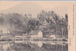 Garoet,Tjipanas/ Réf:fm451 - Indonésie
