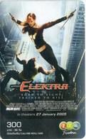 Mobilecard Thailand - 12Call - Movie,Film,cinema  - Elektra (3) - Kino