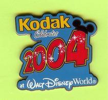 Pin's BD Disney Kodak Celebrates 2004 RARE - 3W13 - Disney