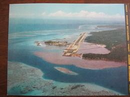 PUBLICITE MEDICALE THEOPHYLLINE BRUNEAU TAHITI LA PISTE DE FAAA A 4 KM DE PAPEETE - Advertising