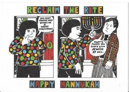 Janis Goodman - Happy Hannukah - Hanoucca - Judaisme