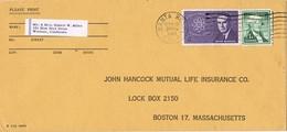 28461. Carta  WINDSOR (California) 1964, Fechador SANTA ROSA - Estados Unidos