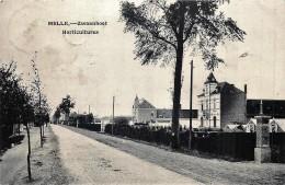 Melle - Zwaanhoet - Horticultures - Melle