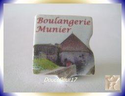 Clamecy .. Puzzle Boulangerie Munier ... Puzzlz N°1 ... Ref AFF : 58-2013...( Boite5) - Frühe Figuren
