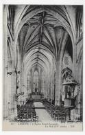 AMIENS - N° 111 - L' EGLISE SAINT GERMAIN - LA NEF - CPA NON VOYAGEE - Amiens