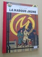 BD2009 / ALBUM DOS TOILE BLAKE ET MORTIMER LA MARQUE JAUNE  / édition Spéciale Le Monde De 2007  , état Neuf - Blake Et Mortimer