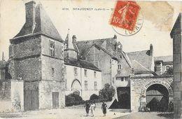 Beaugency (Loiret) - Le Dépôt, Asile Départemental - Edition E. Le Deley - Carte N° 4726 - Beaugency