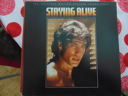 Staying Alive  (OST) - Soundtracks, Film Music