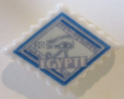 Fève Brillante Plate  - Egypte - Countries