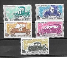 TIMBRE NEUF DU NIGER DE 1969 N° MICHEL 214/18 - Niger (1960-...)