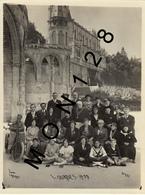 LOURDES 1935 JUBILE DE LA GROTTE - PHOTO LAPEYRE N° 592 - DIM 18x24 Cms - Photos