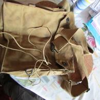 WW1 US Gas Mask Bag - 1914-18