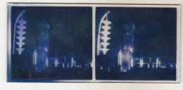4  Photo Stereoscopique Vues Diverses - Glasdias