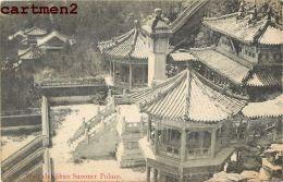 PEKIN PEKING WAN SHO SHAN SUMMER PALACE YAMAMOTO TIEN-TSIN CHINE CHINA - China