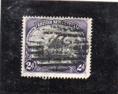 Papouasie Nouvelle Guinée Année 1901 N°3 Oblitéré - Papouasie-Nouvelle-Guinée