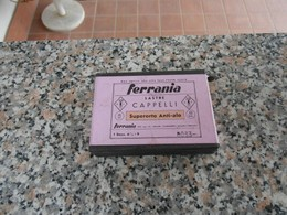 FERRANIA LASTRE CAPPELLI - 35mm -16mm - 9,5+8+S8mm Film Rolls