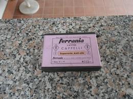 FERRANIA LASTRE CAPPELLI - Filme: 35mm - 16mm - 9,5+8+S8mm