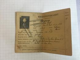 18E/1 -  Document Armée Belge Devroye Nestor Identiteitskaart Ne Dion Le Mont 1882 Soldat Grenadier - Old Paper