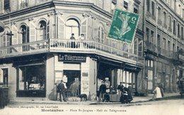 1207    Place St Jacques- Hall Du Télégramme - Montauban