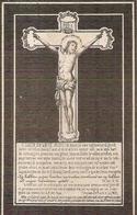 DP. CONSTANT DE BO ° THIELT 1827 - + 1874 - Religione & Esoterismo