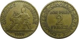 France - Troisième République - 2 Francs 1926 Chambres De Commerce - France