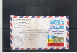 Letter From Guatemala To Belgium - 1977 (to See) - Guatemala