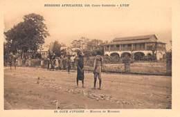 Afrique- Côte-d'Ivoire Mission De  Moousso   -Missions Africaines Lyon ( Mission Religion Lescuyer 19) - Côte-d'Ivoire