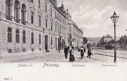Bratislava , DA , Tram - Slovaquie